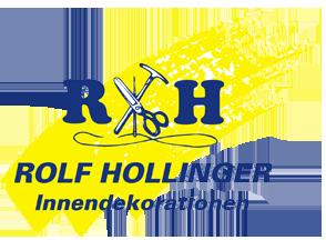 Rolf Hollinger Innendekorationen - Logo