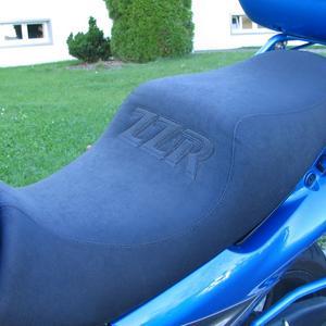 Motorrad-Sattel